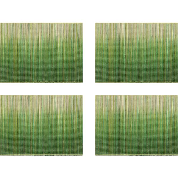 Set of 4 Oxley Green Placemats
