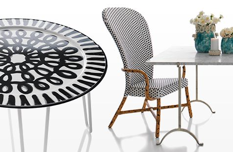 Patio Sets and Outdoor Furniture Collections | Crate and Barrel