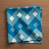 Palace Blue Napkin