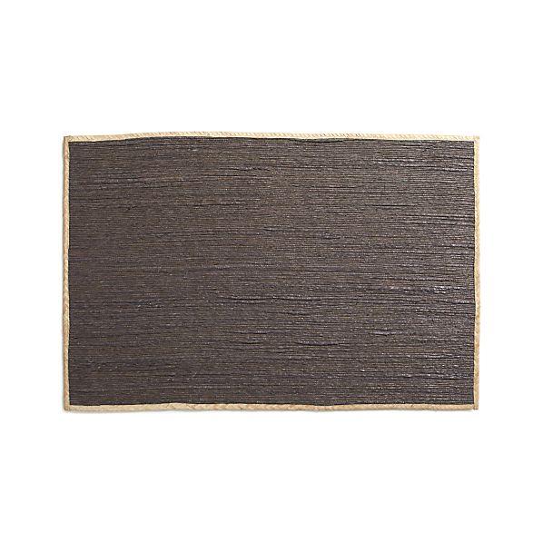 Palm Grey 2'x3' Rug