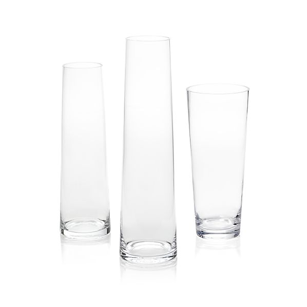 Palmetto Vases