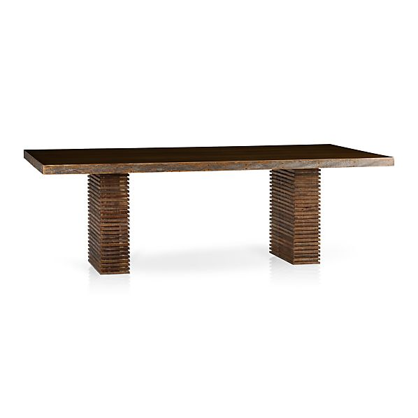 Paloma I Dining Table In Paloma I Dining Tables Crate