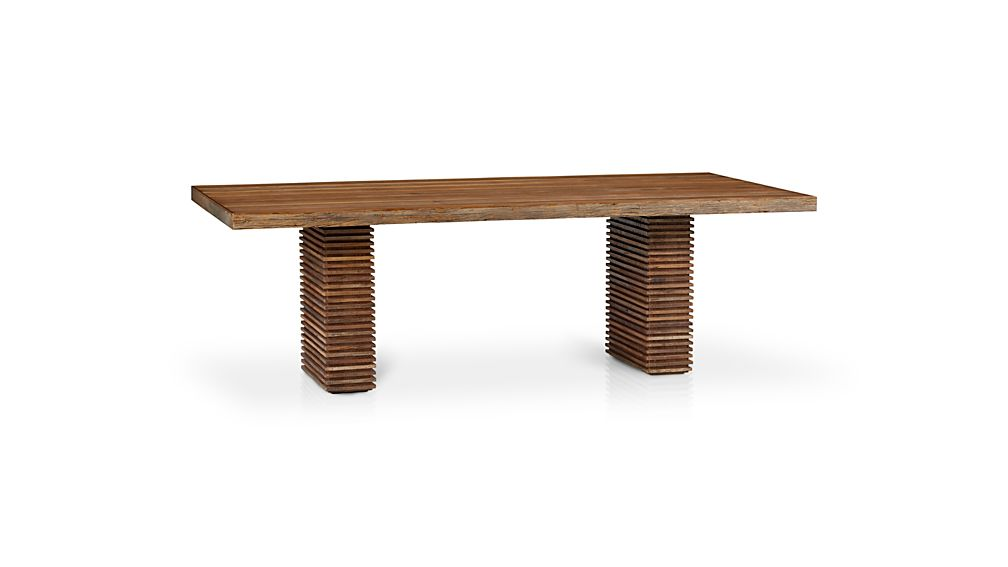 Paloma II Reclaimed Wood Dining Table In