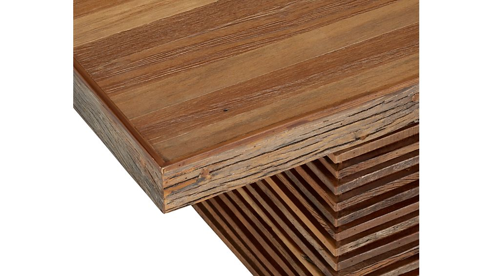 Paloma II Reclaimed Wood Dining Table