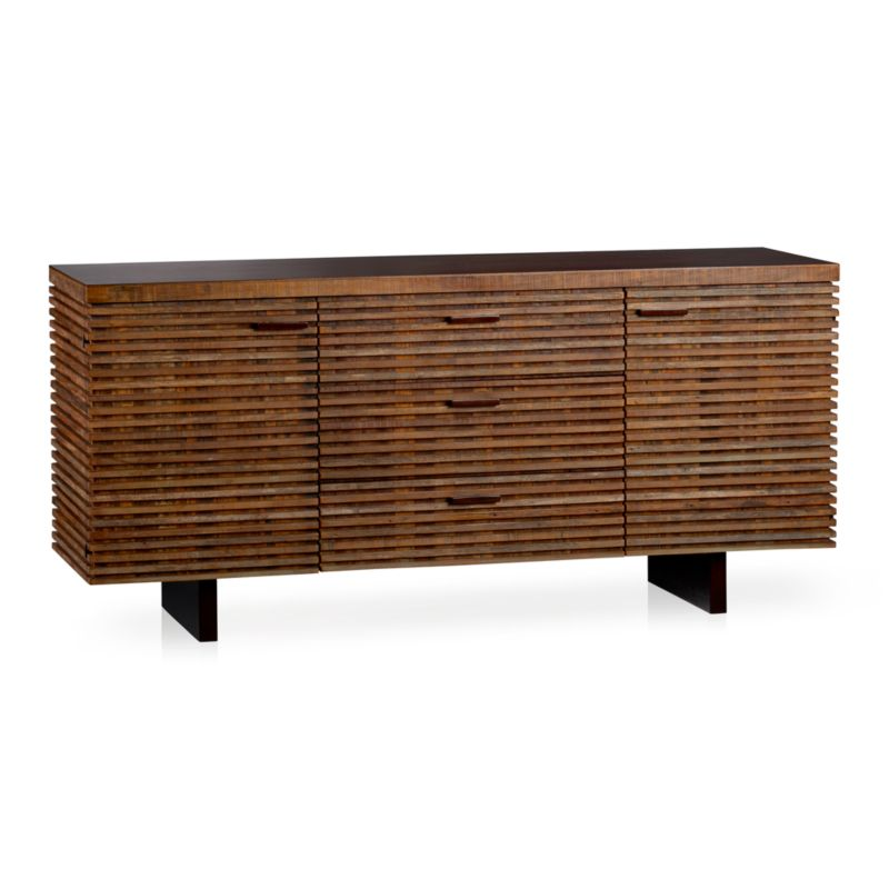 Paloma I Large Sideboard In Paloma I Dining Tables Crate