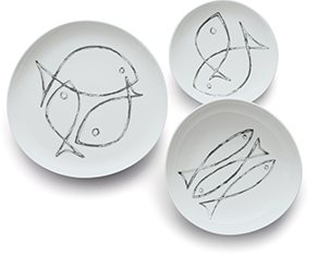 Paola Navone Plates