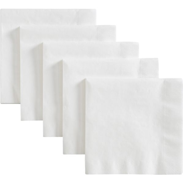 Set of 50 Lunch Napkins