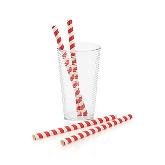 Paper Shake Straws Set of 25