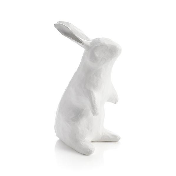 Papier Mâché Bunny