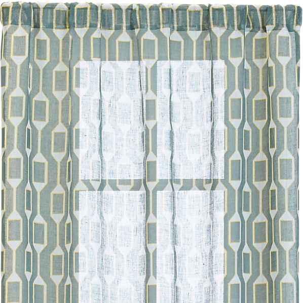 "Paradigm 48""x108"" Curtain Panel"