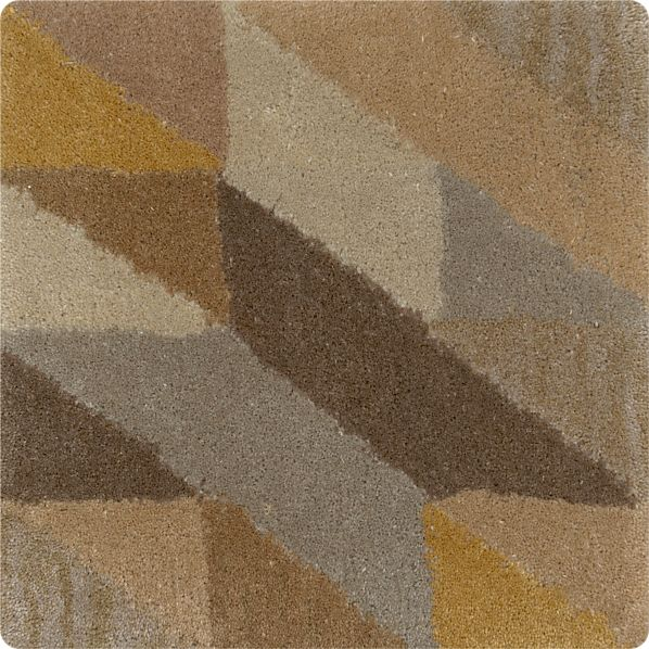 "Paradigm 12"" sq. Rug Swatch"