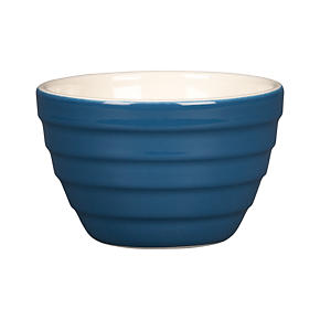 Parker Blue Mini Bowl
