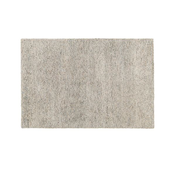 Parker Neutral 8 X10 Rug Crate And Barrel