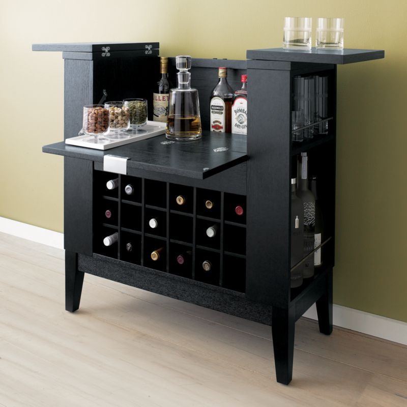 Parker Spirits Cabinet