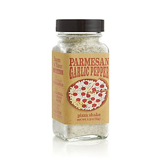 Parmesan Garlic Pepper Pizza Seasoning