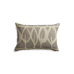"Parrado Natural 20""x13"" Pillow"