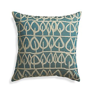 "Parrado Teal 23"" Pillow"