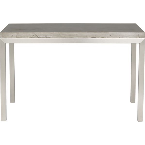dining table stainless steel top