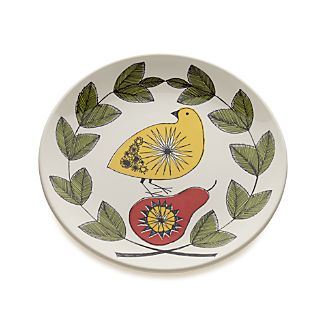 Partridge and Pear Plate