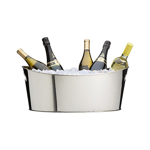Oval Party Beverage Tub
