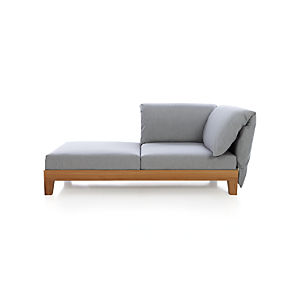 Party Right Arm/Left Arm Chaise Lounge