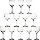 Set of 12 wine glasses. 10.5 oz.