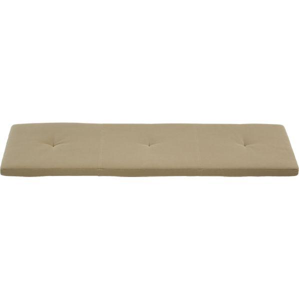 Paterson Wheat Bench Cushion