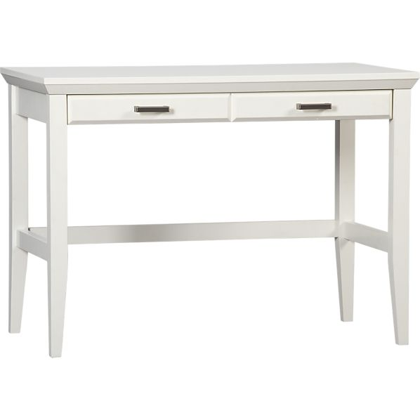 Paterson White Desk
