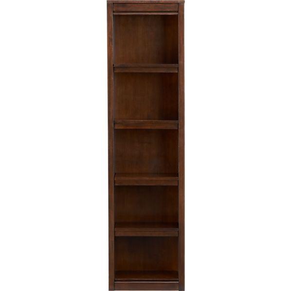 Payton Tobacco 20x76 Bookcase