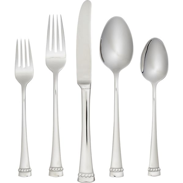 Pearl 20-Piece Flatware Set