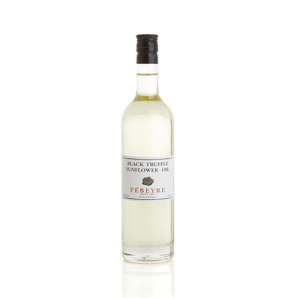 Pebeyre Black Truffle Sunflower Oil