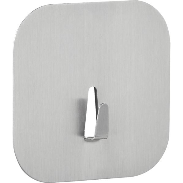 three by three® Peggy Stainless Steel Magnet Hook