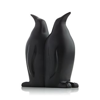 Set of 2 Penguin Bookends