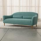 Axis II Leather Swivel Chair