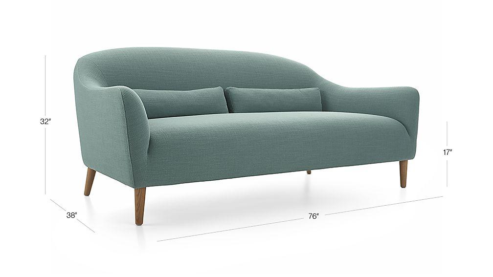 Pennie Sofa Dimensions