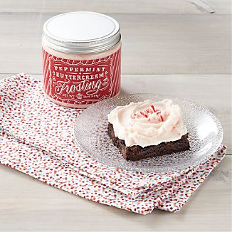 Peppermint Buttercream Frosting