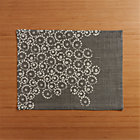 Perla Grey Placemat.