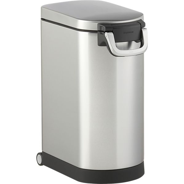 simplehuman ® Pet Food Container