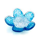 Glass Blue Petals