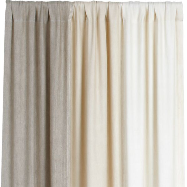 Petra Neutral 50x84 Curtain Panel