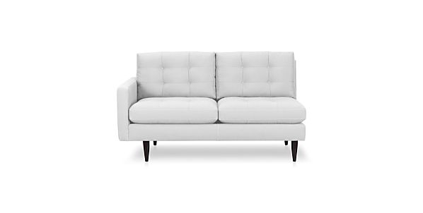 Axis Left Arm Sectional Full Sleeper in Sectional Sofas | Crate ...