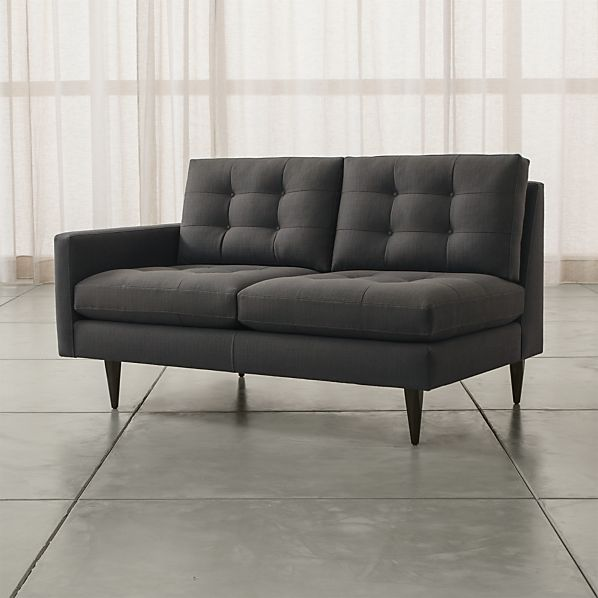 Petrie Left Arm Loveseat