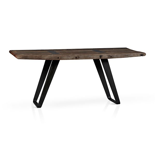 Phoenix 72 Work Table In Desks Crate And Barrel