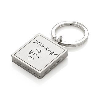 Photo Locket Keyring