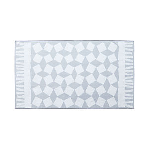 Pic-nic Grey-White Beach Towel
