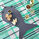 Pic-nic Fish Large Cutting Board.