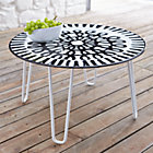 Pic-nic Short Side Table.
