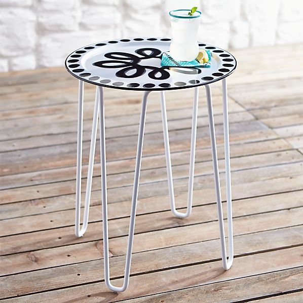 Pic-nic Tall Side Table