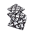 Set of 20 Pic-nic Squiggle Paper Dinner Napkins.