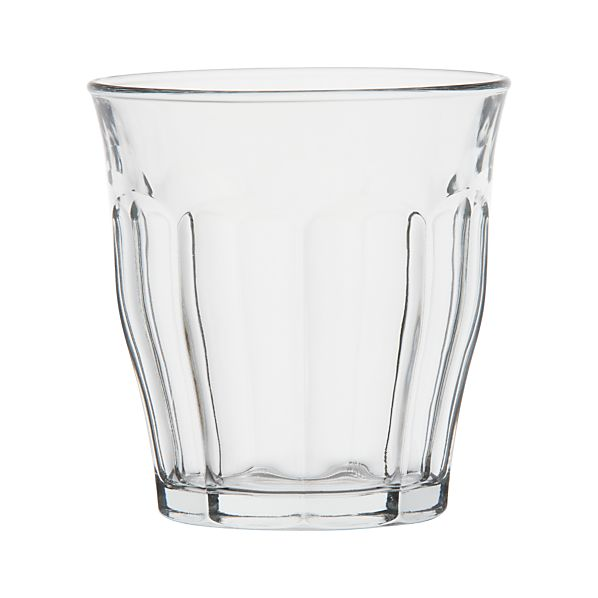 Picardie Double Old-Fashioned Glass